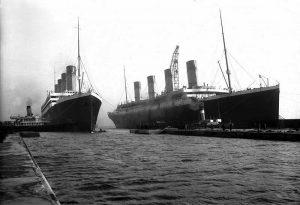 Sesterské lodě Titaniku (2005)